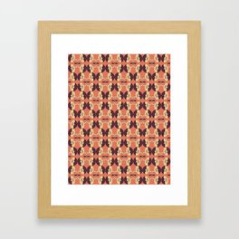 Som Antigo II Framed Art Print