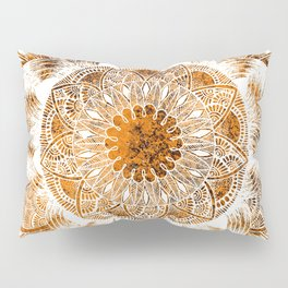 Chaos and Peace Pillow Sham