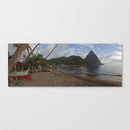 Glorious Piton Canvas Print