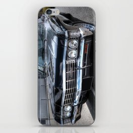 Impala - Supernatural iPhone Skin