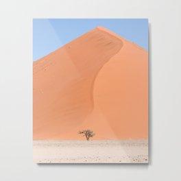 Survival Metal Print