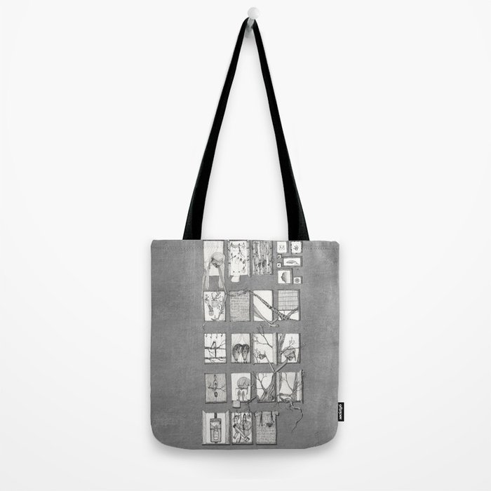 my window Tote Bag