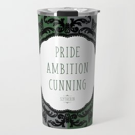 Slytherin Pride Travel Mug