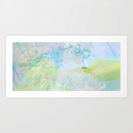 El Gallo Ralph (version dos) Art Print