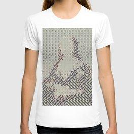 Digital expressionism 012 T-shirt