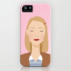 margot tenenbaum Slim Case iPhone (5, 5s)