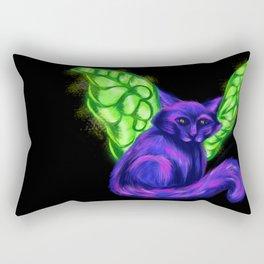 Fairy Cat - Mazuir Ross Rectangular Pillow