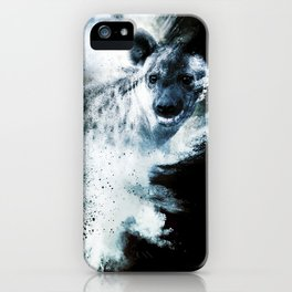 Wild Explosion Collection - The Hyena iPhone Case