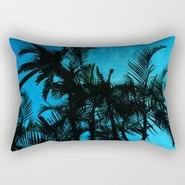 Love Within The Stillness Rectangular Pillow