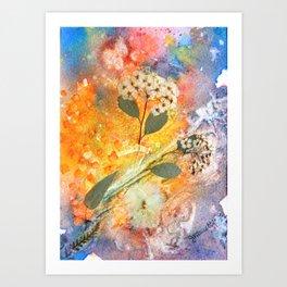 Sunshine Day! Art Print