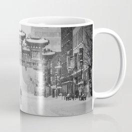 China snow Coffee Mug
