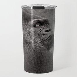 Gorilla. Silverback. BN Travel Mug