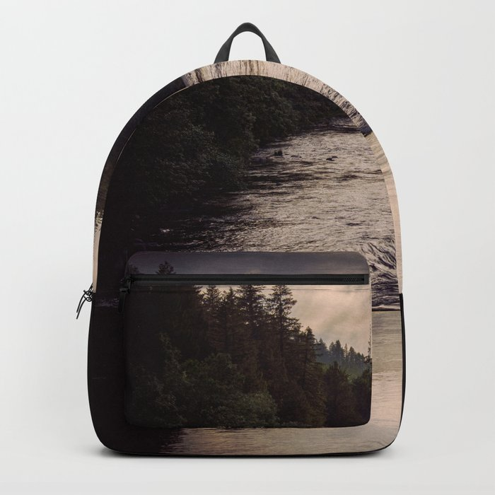 River Reflections Backpack