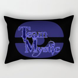 Team Mystic Rectangular Pillow