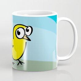 Yellow chick Coffee Mug