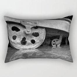 Rusty Cart Rectangular Pillow