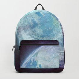 The Blue Marble - Vintage Earth Backpack