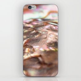 Abalone Shell iPhone Skin