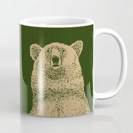 Kodiak Bear Coffee Mug