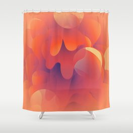 MELOCOTON Shower Curtain