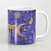 religious Mugs featuring Religious Relativity by Joe Paczkowski