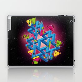 The impossible playground Laptop & iPad Skin