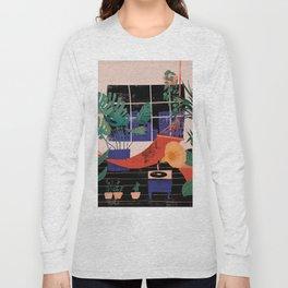 Urban jungle dream Long Sleeve T-shirt