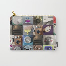 Face Your Day! Carry-All Pouch