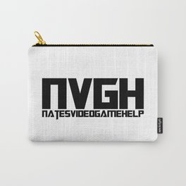 NVGH Logo Carry-All Pouch
