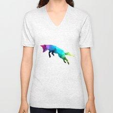 Glass Animal - Flying Fox Unisex V-Neck