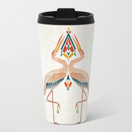 couple of birds Travel Mug