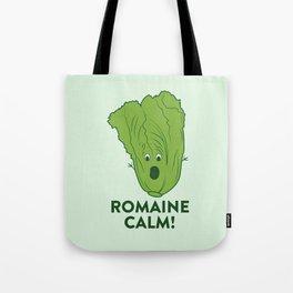 ROMAINE CALM Tote Bag
