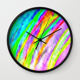 Hang Loose Wall Clock