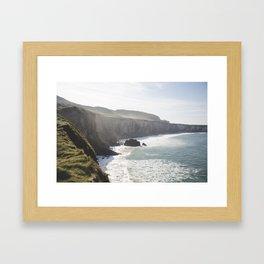 Northern Ireland Framed Art Print