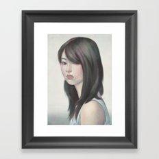 Muffled Framed Art Print