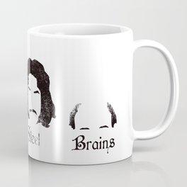 Strength Steel Brains Coffee Mug