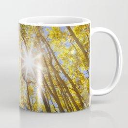 Aspens in Colorado Coffee Mug
