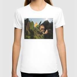 Battle for Dragon Mountain T-shirt