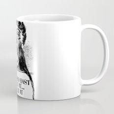 Vintage Thou who hast smelt it, dealt it  Mug