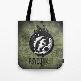 phyco-naught Tote Bag