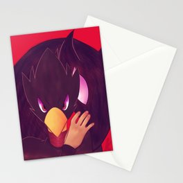 Shadow Bird Stationery Cards