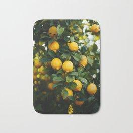 The Lemon Tree Bath Mat