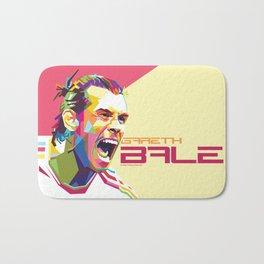 Gareth Bale WPAP #4 Bath Mat