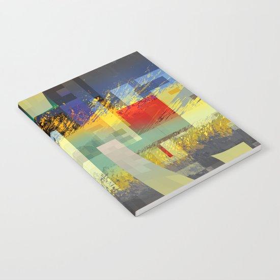 internal struggle 1f Notebook