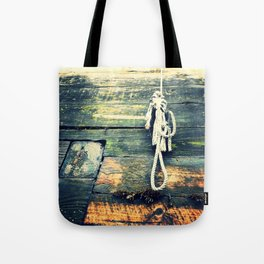 Nautical Rope 2 Tote Bag