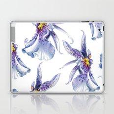 GLOWY ORCHIDS Laptop & iPad Skin