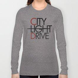 City Light Drive Long Sleeve T-shirt