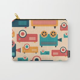 Retro Projectors Carry-All Pouch