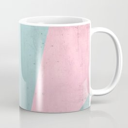 Floral Geometry Coffee Mug