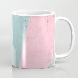 Floral Geometry Coffee Mug